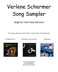 song sampler book